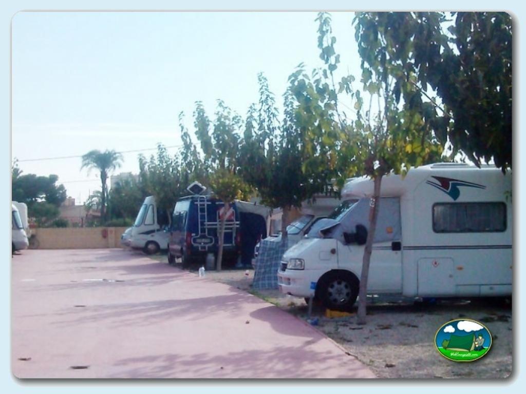 Camping El Jardín