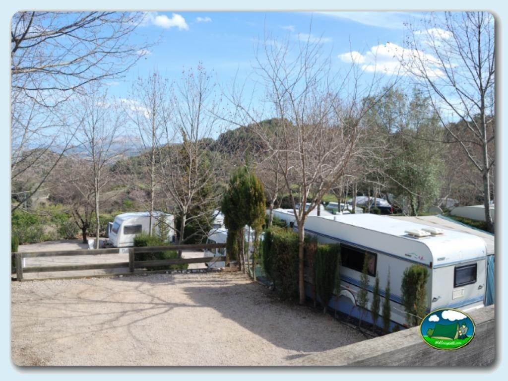 Camping  Vall de Laguar