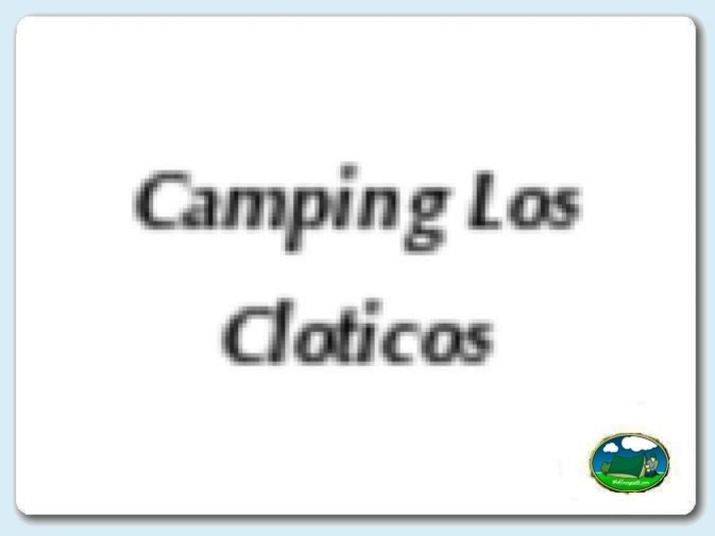 foto del camping Camping Los Cloticos