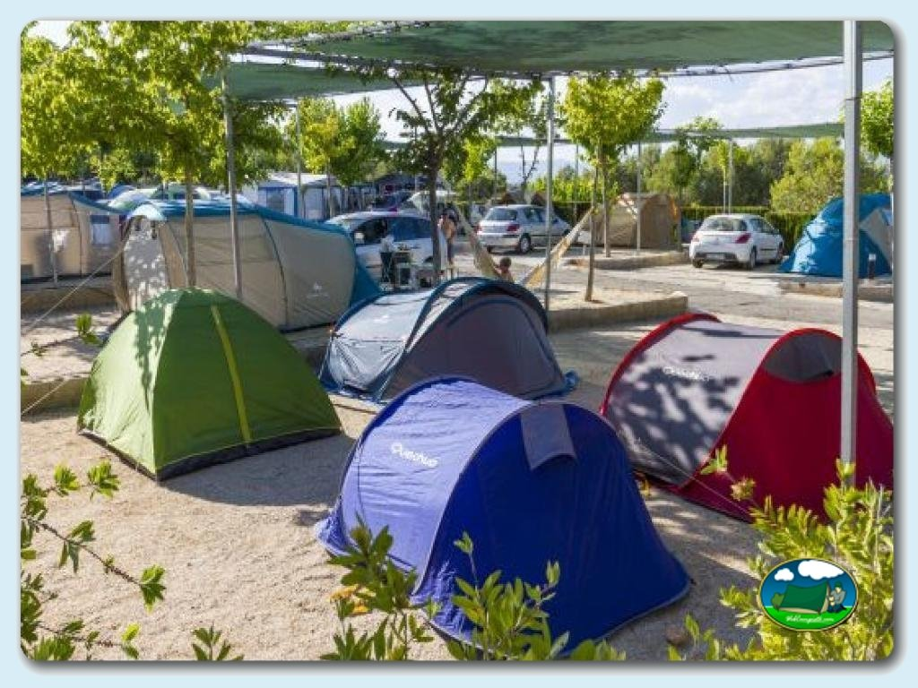 foto del camping Camping  Altomira