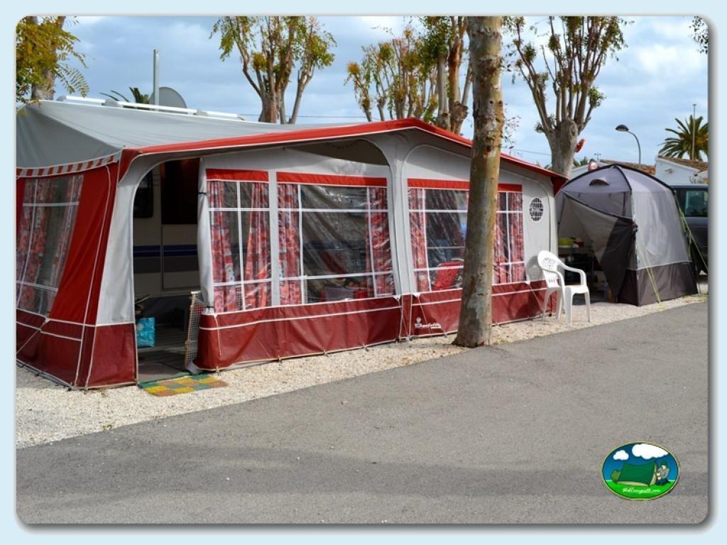 foto del camping Camping El Naranjal