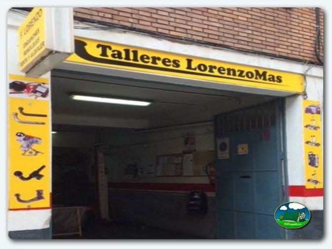 foto del tienda Enganches Francisco Lorenzo (Madrid)