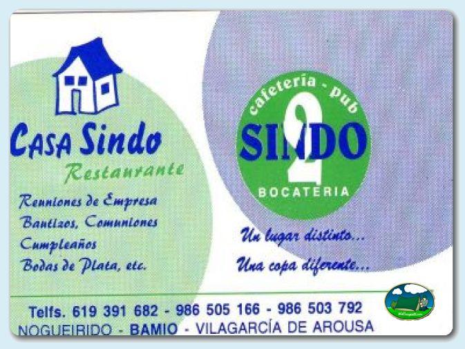 Casa Sindo (Villagarcía de arousa - Pontevedra - Galicia)