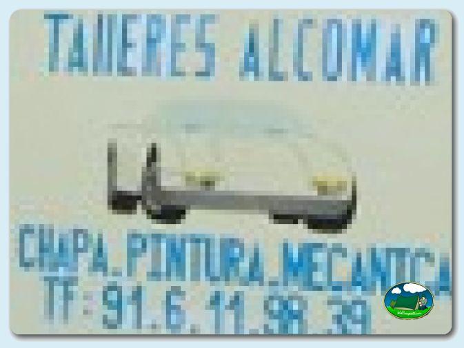 Talleres Alcomar (Villaviciosa de Odón - Madrid)
