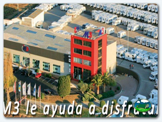 foto del tienda M3 Caravaning ( Vilafranca del Penedes - Barcelona)