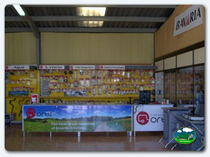 foto del tienda Caravanas Ortiz (Chiva - Valencia)