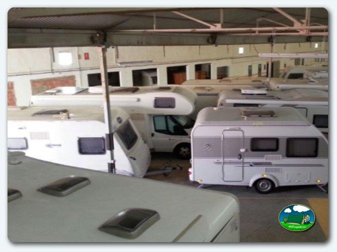 foto del tienda Parking y trasteros Zaragoza (La Puebla de Alfidén - Zaragoza)