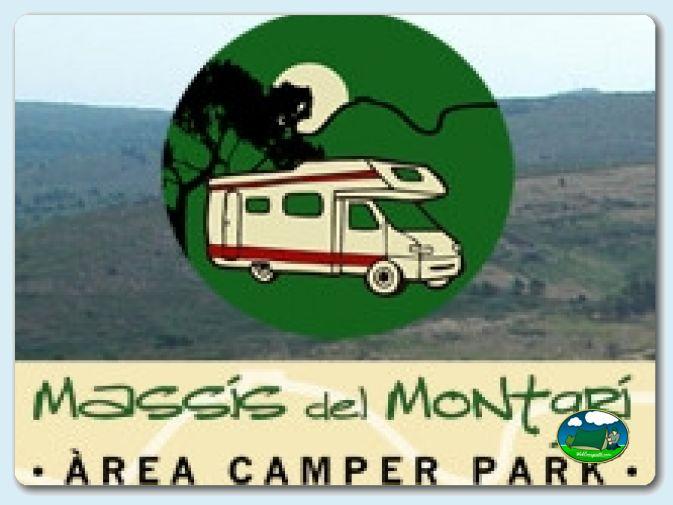foto del camping Massis del Montgrí (Bellcaire d'Empordà - Girona)
