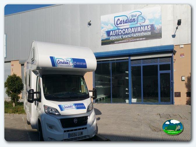 foto del tienda webcaravan.es