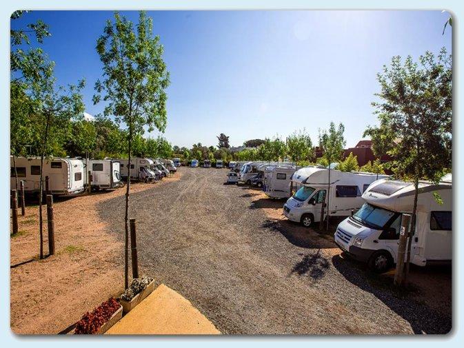 foto del camping Empordarea (Palamós - Gerona)